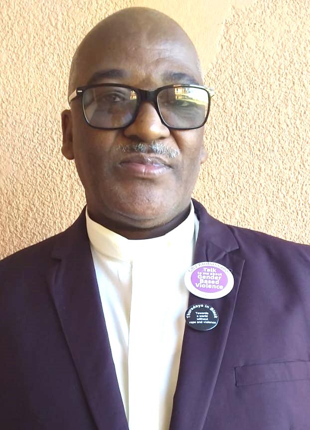 Moderator Reverend Samuel Sithembiso Nkumanda