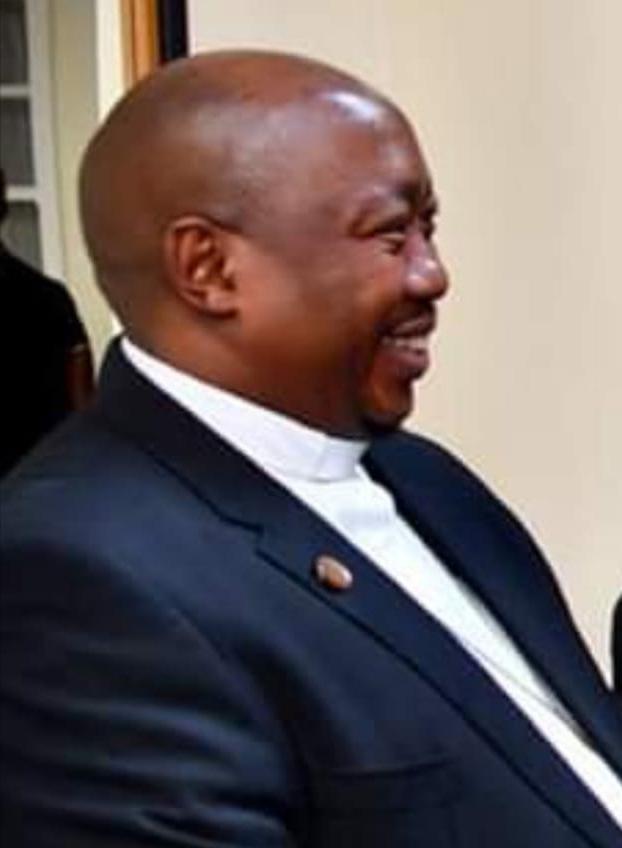 Rev Benjamin Ntsikelelo Manzi